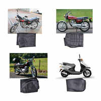Universal Folding Motorcycle Mirror Scooter Side Mirrors Rearview Mirror  8mm 10mm For Honda RC51 CB500X CB500F CG125 599 CB400