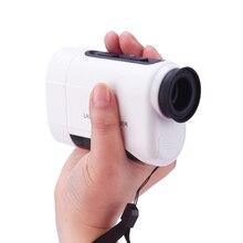 Big discount portable 600m golf pinseeker laser rangefinder laser distance meter
