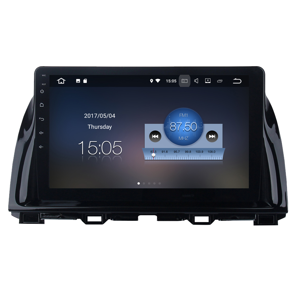 For Mazda CX5 CX 5 Android 8.1 Quad Core Autoradio Car Radio Stereo GPS Navigation Sat Navi Multimedia Player