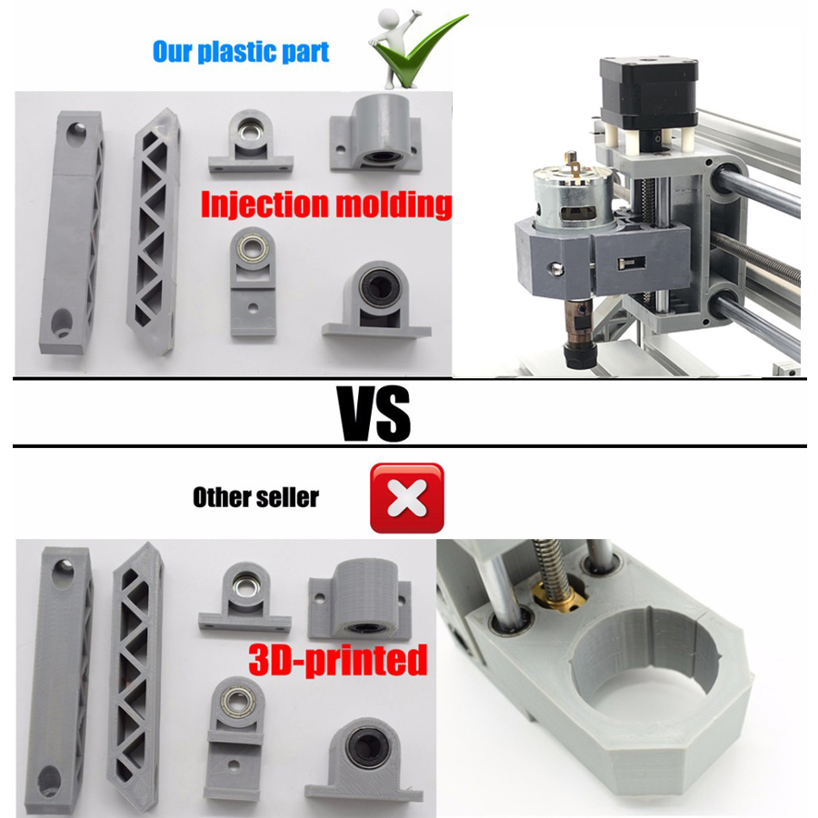 Cnc 3018 Er11 Grbl Controle Diy Machine 3 Axis Pcb Freesmachine Hout Router Lasergravure Beste Speelgoed Mini Drill Minidrill Print Boormachine Adjustable Powersupply 8400 1540010070 182857800 156002380 413070010385 190959860 1768013300
