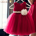 12M to 24M Baby Girls Clothes 1 year Birthady Dress flower girl dresses for wedding pageant Kids Dresses Infant Gowns