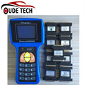 T-Code/V15.8 T300 Key Programmer T-300+ Transponder Programmer No token limit English/Spanish T 300 color blue DHL free shipping