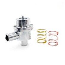 Высокое качество Универсальный 25 мм турбо переключатель повторный циркуляционный сброс предохранительный клапан BOV для VW AUDI