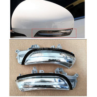 LEFT RIGHT Rearview Mirror LED Turn Signal Repeater Lamp For PRIUS REIZ WISH MARK X CROWN