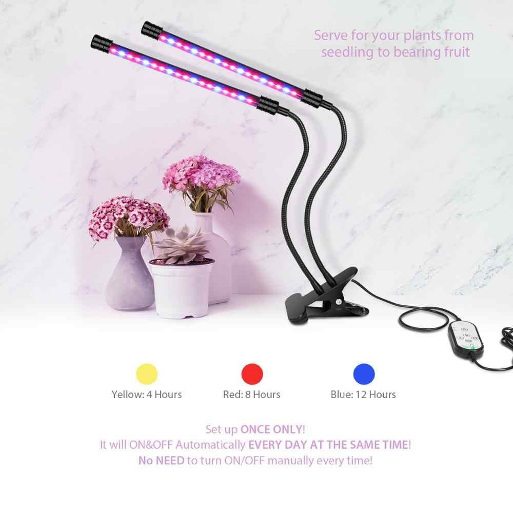 Goodland светодиодный светильник для выращивания полный спектр фитолампия USB Фито лампа фитолампа для растений саженцы фитоламп цветочный тент коробка для помещений