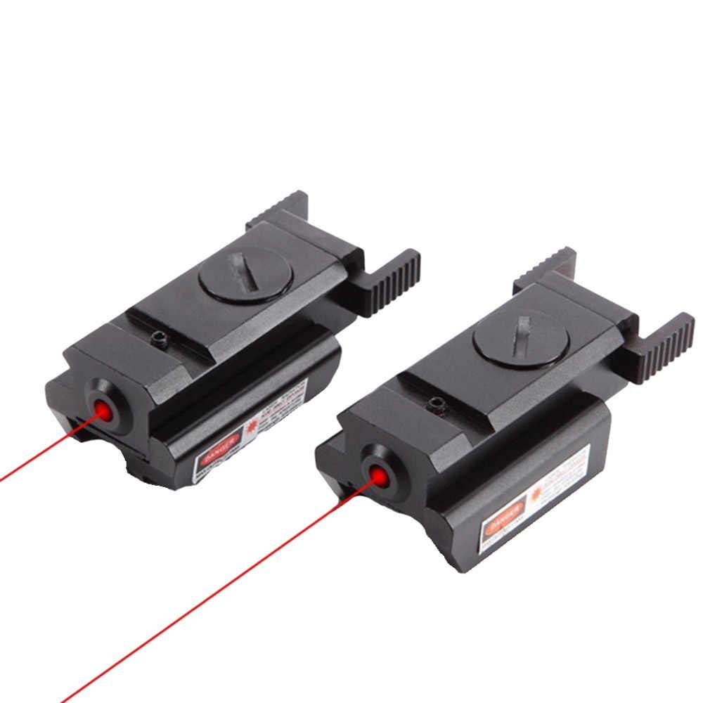 20mm/11mm טקטי Red Dot לייזר Sight אולטרה נמוך בסיס עבור 20 21 22 23 30 31 32 ציד כלים חיצוני