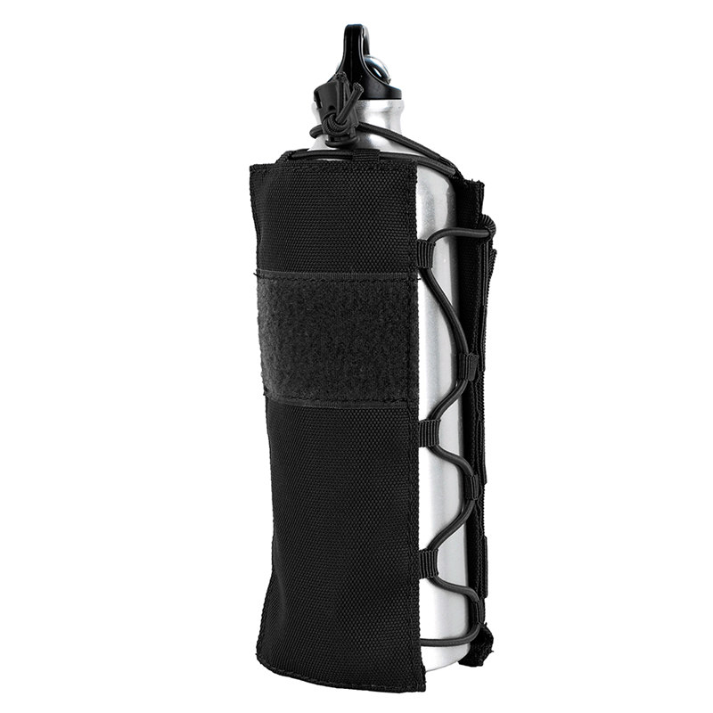 CS Force Tactical Molle Bottle Pouch 0.5L-2L Water Bottle Cover Canteen Kettle Pouch Holder Outdoor Travel Kits Nylon Holster стоимость