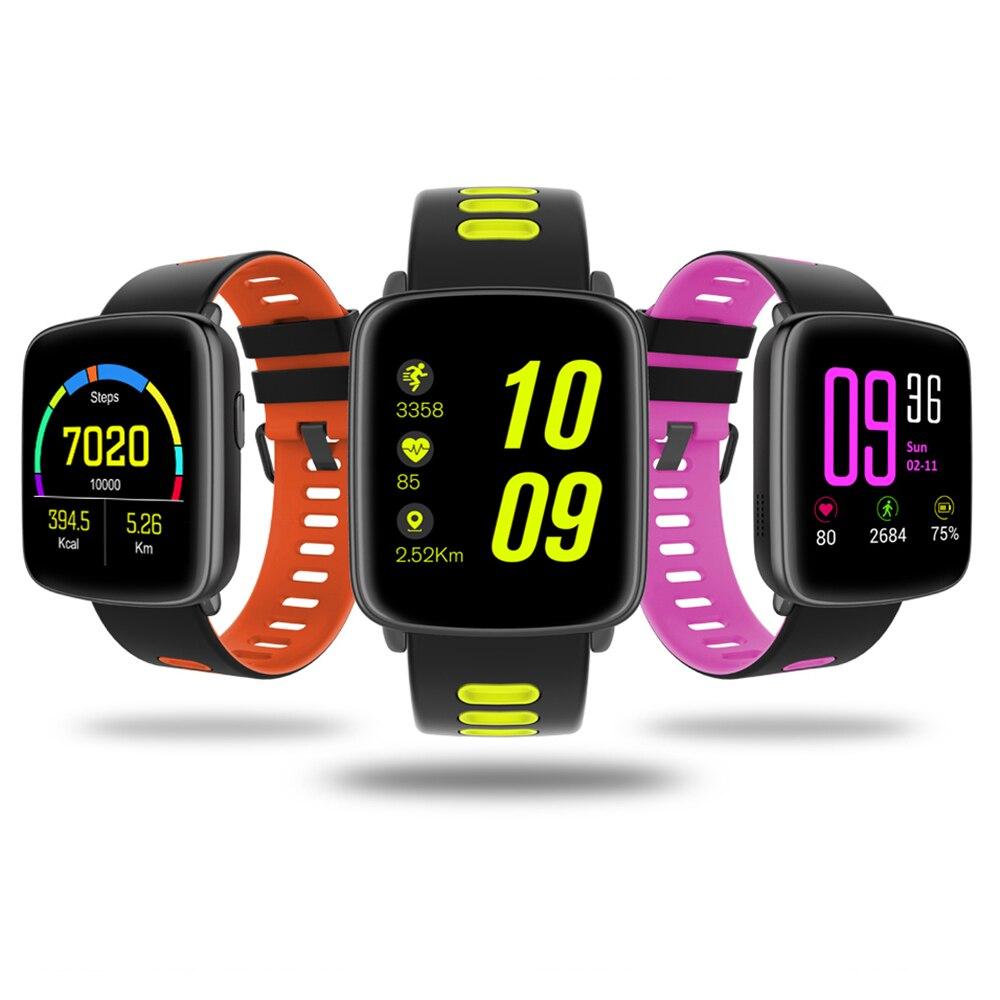 GV68 Smart Watch MTK2502 Bluetooth Smartwatch Professional waterproof Sports Heart rate monitor pedometer Wrist watch