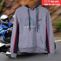 KODASKIN RacerHoodies Racing Team Men Fashion Sweatshirts Hoody Jacket Hooded Coat Sweatshirts for BMW K1600GT