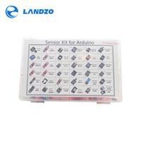 For Arduino Raspberry Pi Sensor Kit 37 In 1 Sensor Modules Kit For Arduino UNO R3