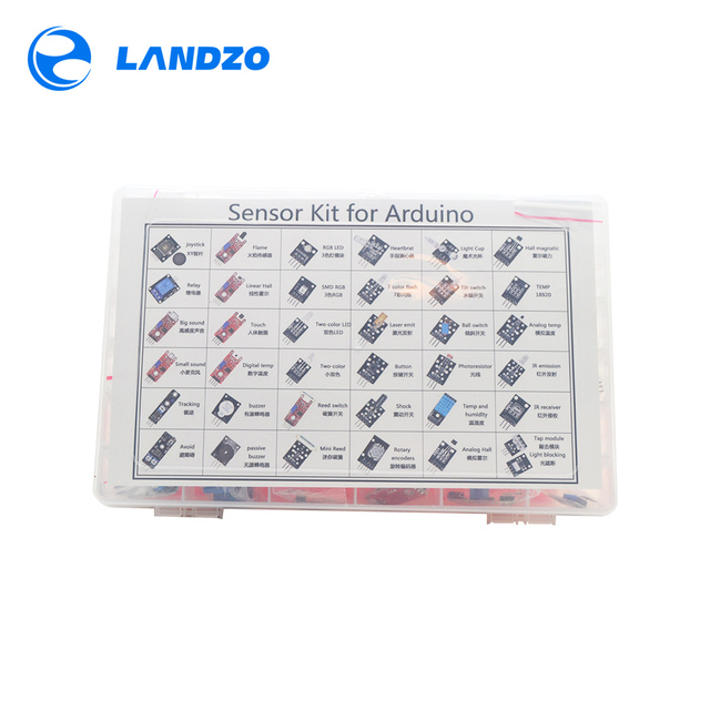 Raspberry pi kit Sensore, 37 in 1 Kit Sensor Module