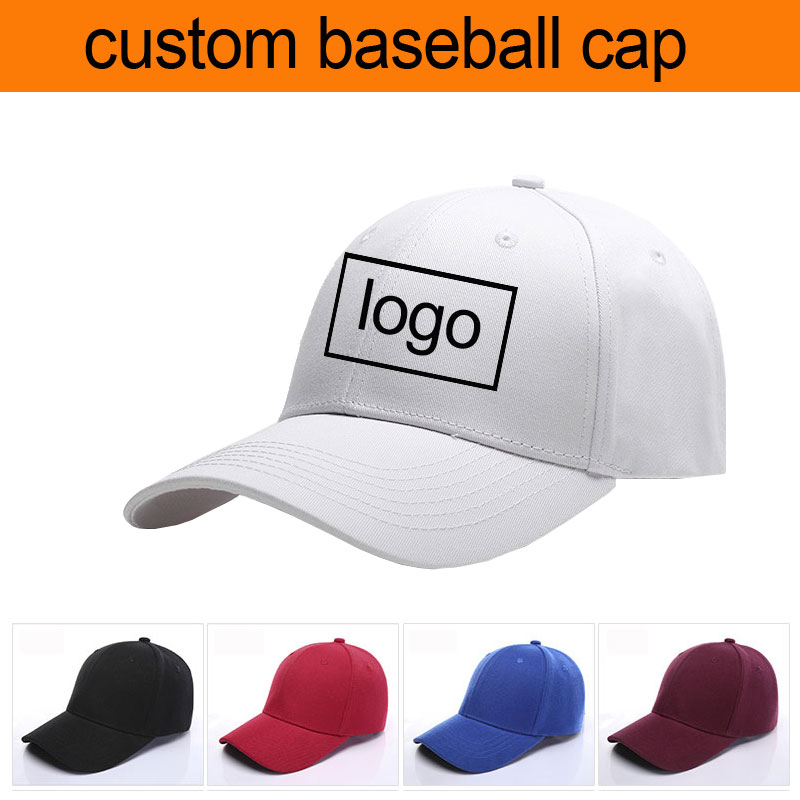 factroy price free shipping custom logo cap baseball cap custom for adult and kids custom embroidery