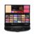 Cosméticos Sombra de Ojos Blush Lip Gloss Maquillaje Paleta Pigmento Natural Shimmer Sombra de Ojos Maquillaje Kit Con Cepillo de Herramienta