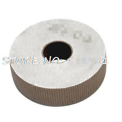 1Pc X 0.3/0.4/0.5/0.6/0.8/1.0/1.2/1.5/1.6/1.8/2.0mm Pitch Single Straight Coarse Knurl Wheel Knurling Roller Tool 28 X 8 X 8mm