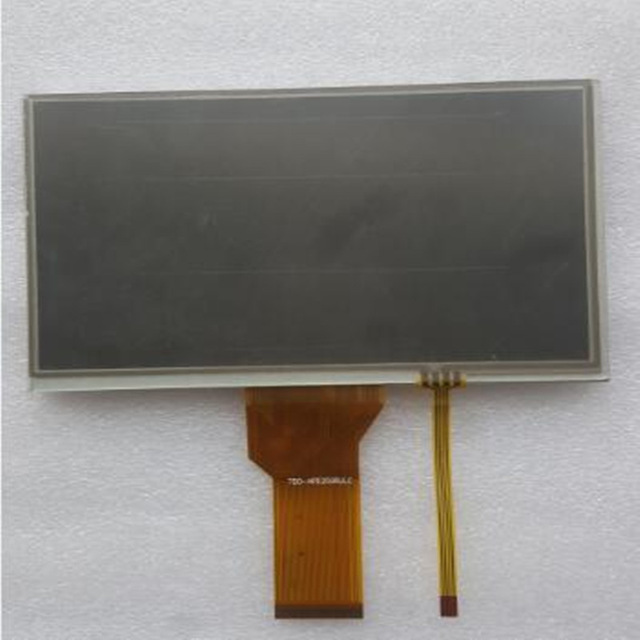 """High Quality Original 7"""" For korg pa600 PA900 LCD Screen With Touch Screen Panel Digitizer Test One By One"""