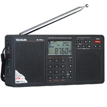 TECSUN PL-398MP DSP полный радиодиапазоне MP3 плеер стерео fm-радио ЖК-экран поддержка карт sd SW МВт LW радио