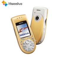 3650 100% Original Unlocked Nokia 3650 phone 2.1' inch GSM 2G Symbian 6.1 mobile phone with one year warranty free shipping
