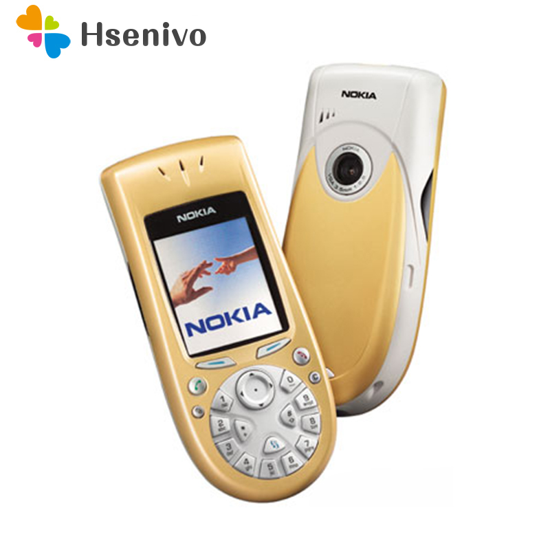 3650 100% Original Unlocked <font><b>Nokia</b></font> 3650 phone 2.1' inch GSM 2G Symbian <font><b>6.1</b></font> mobile phone with one year warranty free shipping image