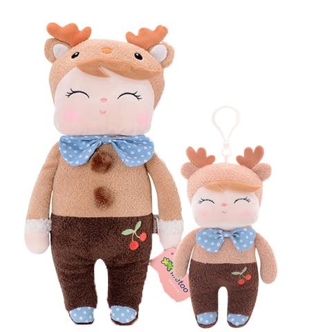 Metoo 2pcs Angela Rabbit Dolls Girl Baby Gift Plush Stuffed Gift Toys for Kids Children kawaii Brand New Islamabad