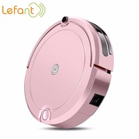 PureClean Automatic Robot Vacuum Cleaner Robotic Auto Home Cleaning For Clean Carpet Hardwood Floor