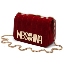 bd3368b344 Buy gold shoulder bag and get free shipping on AliExpress.com