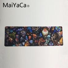 MaiYaCa DoTA 2 Mouse Pad Ultimate Gaming Mousepad Natural Rubber Gamer Mouse Mat Pad Game Computer Desk Pad Mouse Play Mat