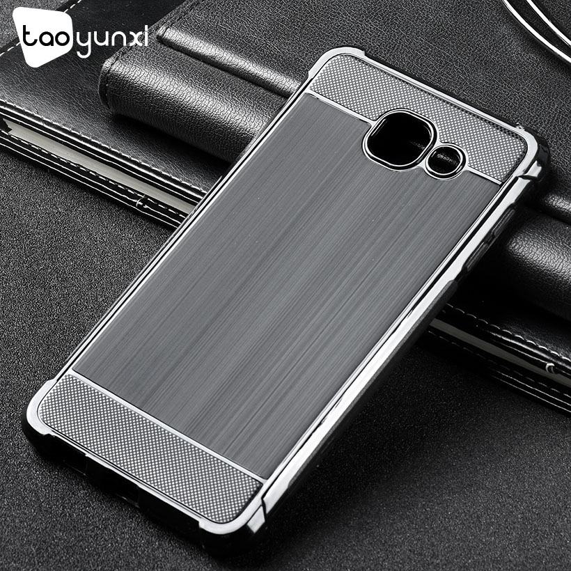 TAOYUNXI Cases For Samsung Galaxy J7 Max Case Silicone Covers For Samsung J7 Max Cases Shockproof Back Cover G615 Housing Coque