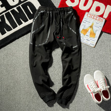Autumn Mens Joggers Casual Pants Active Men Pants Hip Hop high street Trousers Pants Men oversize brand MQ412
