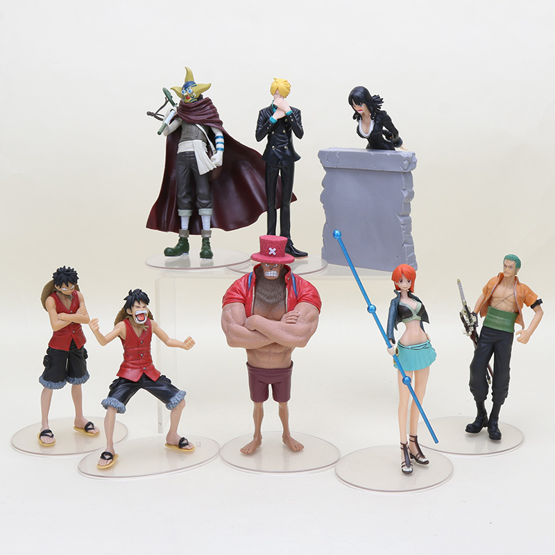Theatrical ONE PIECE STAMPEDE DXF ~ THE GRANDLINE MEN ~ vol.3 B Rob Lucci separa