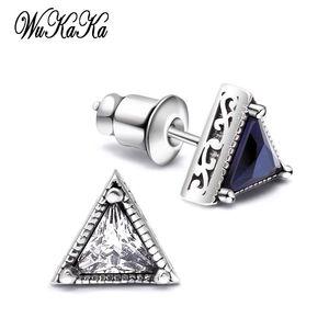 Wukaka Fashion Crystal Triangu
