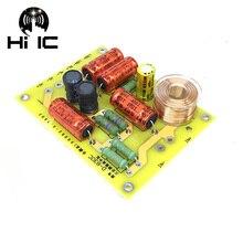 1 pièce/2 pièces mise à jour nouveau multi haut parleur 3 unités séparateur de fréquence Audio 3 voies filtres croisés