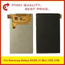 """10 adet/grup 4.0 """"Samsung Galaxy J1 Mini J105 LCD SM J105F J105B J106 LCD ekran Ekran Monitör J1 MIni LCD orijinal"""
