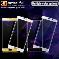 Imak Full screen protector tempered glass film For Xiaomi MI Note 2 full coverage 3D curved full protection For Xiaomi MI Note2
