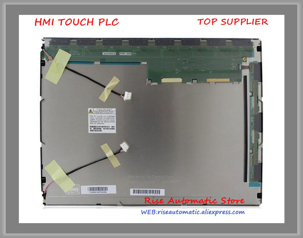все цены на  SVA150XG04TB 15 inch LCD A+ industrial control computer screen LCD scre en  онлайн