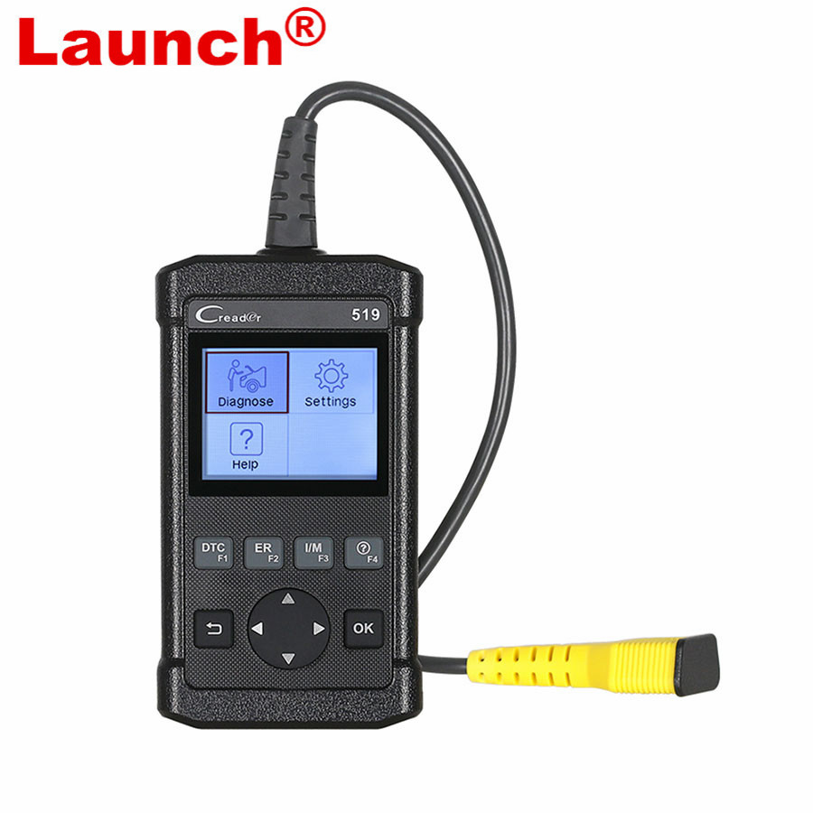 Launch CReader 519 OBD2 Code Reader Read Vehicle Information Diagnostic Tools euromarchi фоторамка wiley 17х22 см