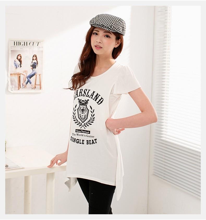Emotion Moms модная одежда для кормящих матерей с коротким рукавом, топы для кормящих, топ для беременных женщин, летняя футболка для беременных