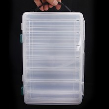 12 Compartments Fishing Lure Box
