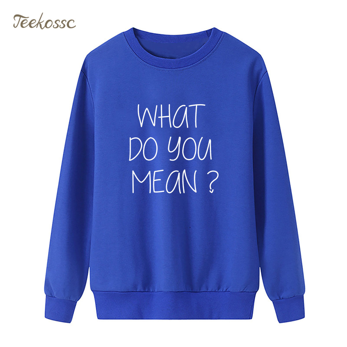 What do you mean Sweatshirt Music Justin Bieber Kpop Hoodie Winter Autumn Women Lasdies Pullover Fleece Punk Rock Streetwear