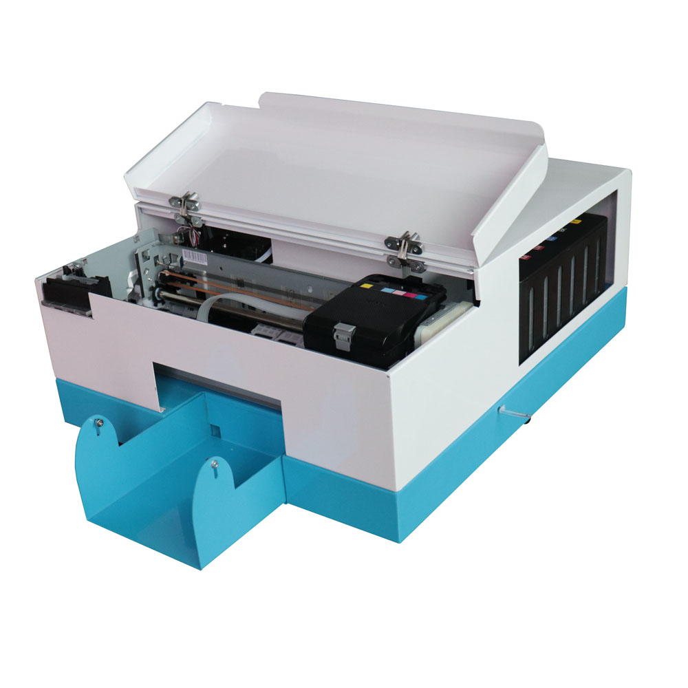 Upgrade automatic pvc id card printer for 4 size inkjet card upgrade automatic pvc card printer for 8654mm 70100mm 80110mm 102 reheart Gallery