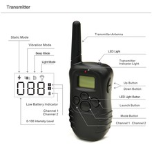 PET998D Remote Transimtter