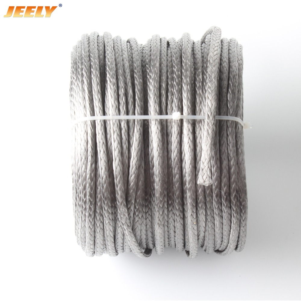 Free Shipping 50m 1200kg Spectra Braided Kite Line 3.5mm 12weave