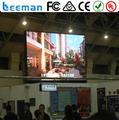Ce ROHS ETL цилиндра изогнутые видео P6 P8 P10 гигантский рекламный экран дисплея наружной рекламы из светодиодов модуль полноцветный открытый CE ROHS Leeman