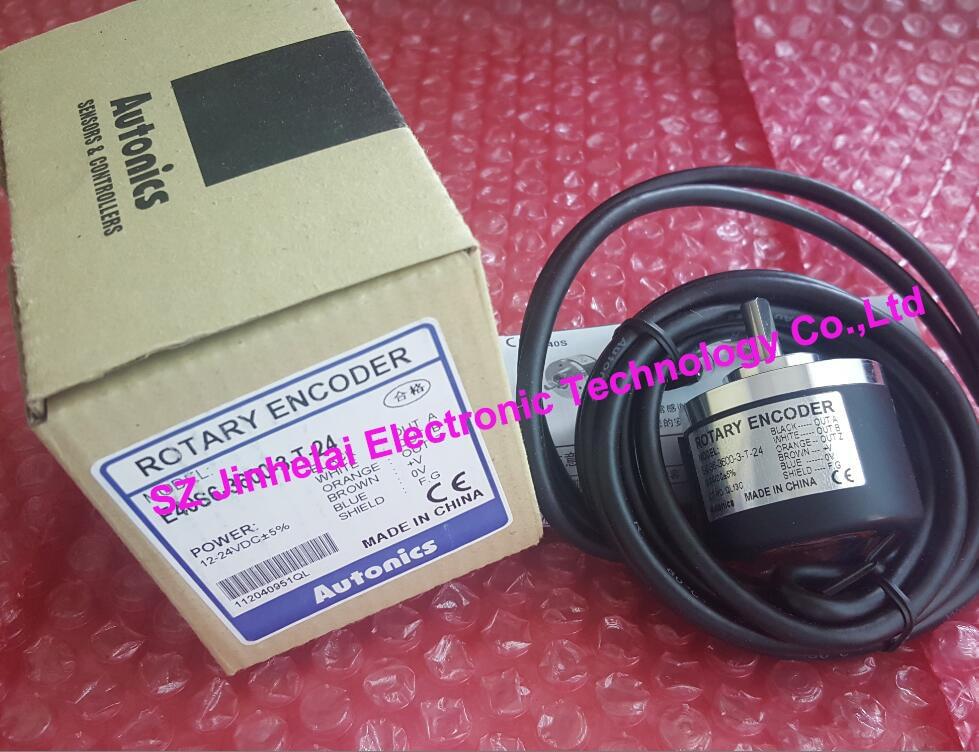 100% Authentic original E40S6-1024-3-T-24 Autonics ENCODER 100% authentic original e40s6 2500 6 l 5 autonics encoder