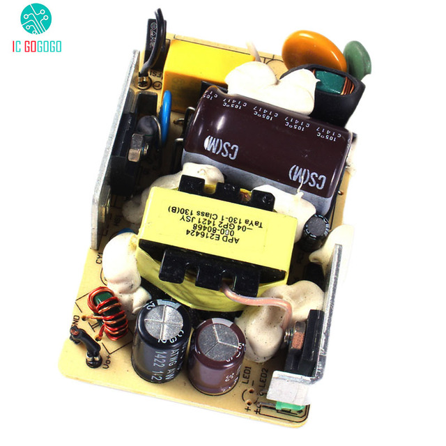 AC DC 15 V 3A Module dalimentation à découpage Stabilivolt commutateur carte de Circuit nu 3000MA 15V3A régulateur de tension LED SMPS