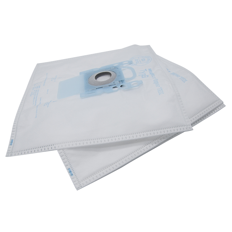 2Pcs/Lots Vacuum Cleaner Cloth Dust Bags G Type For Bosch & SIEMENS BSG7 BSGL3126 BSG6 Vacuum Cleaner Bag