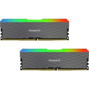 Image 5 - Asagrd Loki w2 seire RGB 8GBx2 16gb 32gb 3200MHz DDR4 DIMM ذاكرة الوصول العشوائي ذاكرة عشوائيّة للحاسوب المكتبي Rams للكمبيوتر ثنائي القناة