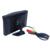 "5 ""monitor de segurança do carro hd lcd monitor + 4 led carro reserva câmera para Opel Astra H/Corsa D/Meriva A/Vectra C/Zafira B/FIAT"