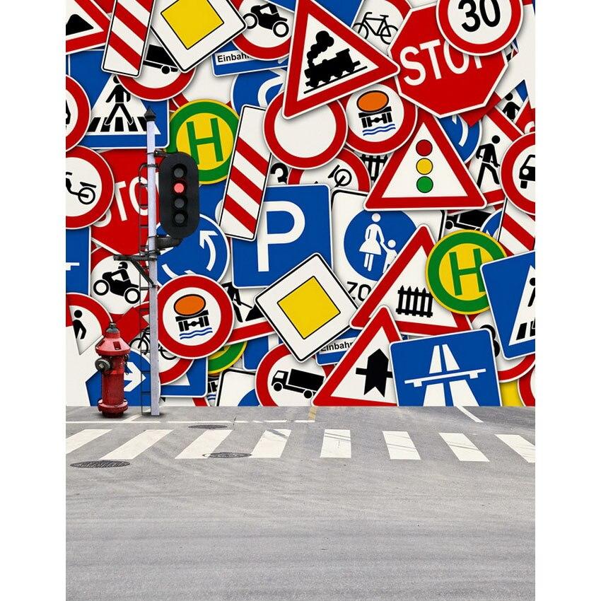 Vinyl cloth New York city signpost wall photo studio backgrounds for children photocall portrait photography backdrops S-2240 автомобильный держатель deppa crab vogue черный