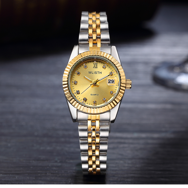 Women Watch Top Brand Luxury Famous Watch Ladies Clock Calendar Relogio Feminino Hodinky Box Reloj Mujer 2019 Quartz Wrist Watch