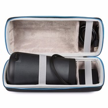 Column Sound Link Portable Storage Carrying Bag Pouch Protective Case Cover for Bose SoundLink Revolve+ Plus Bluetooth Speaker цена и фото